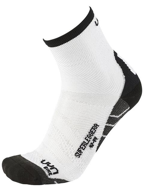 UYN Cycling Superleggera Miehet sukat , valkoinen